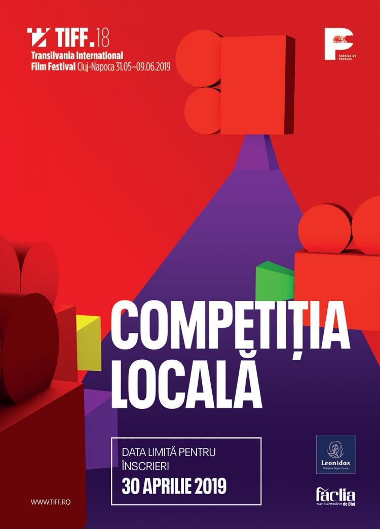 Competitia Locala TIFF -  un deceniu dedicat talentelor din Cluj