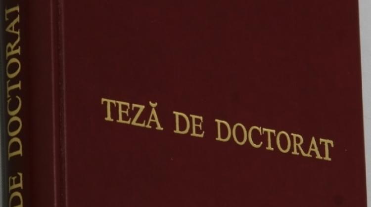 Noi reguli privind scolile doctorale