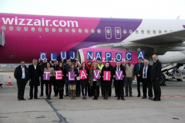 Wizz Air anunta mutarea tuturor curselor de la Targu Mures la Cluj