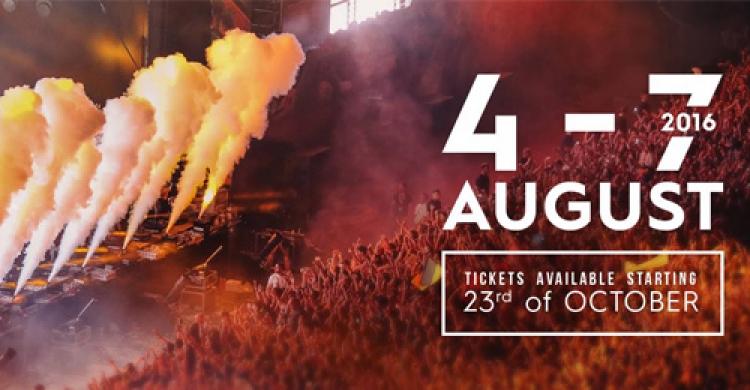 Untold Festival Chapter II : 4 - 7 august 2016