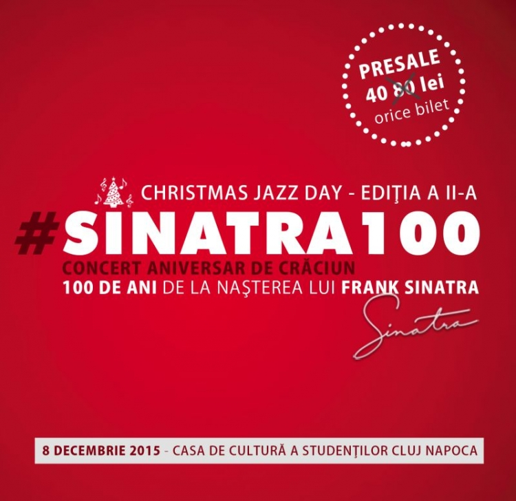 SINATRA100 Birthday | Christmas Jazz Day Concert
