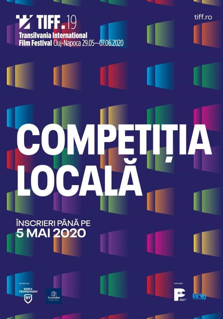 Incep inscrierile pentru Competitia Locala TIFF, dedicata exclusiv clujenilor