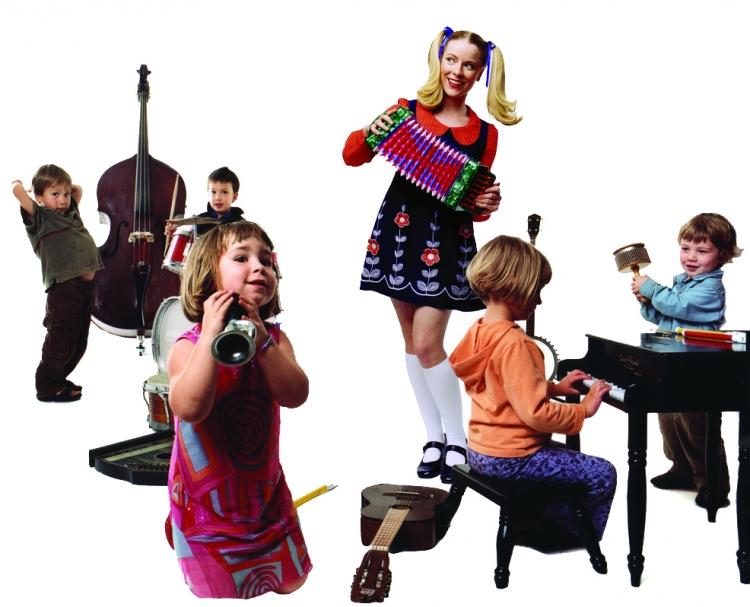 Instrumentul muzical potrivit in functie de temperamentul copilului