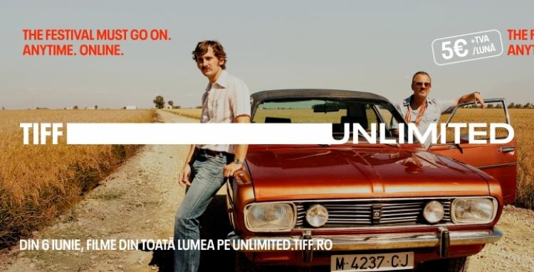 TIFF lanseaza TIFF Unlimited, platforma de streaming care continua online experienta festivalului