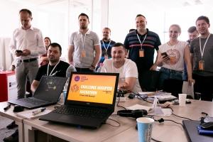 100 de pasionați de IT au codat aplicații software pentru o lume mai bună, timp de 48 de ore