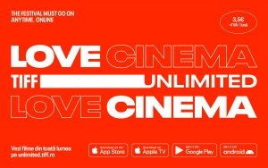 TIFF Unlimited, platforma de streaming online a TIFF, lanseaza aplicatiile iOS, Android, Apple TV si Android TV