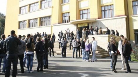 Aniversare si sarbatoare la USAMV, Cluj-Napoca