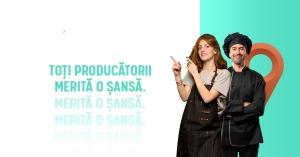 Patru tineri antreprenori din Cluj lanseaza aplicatia pentru producatori mici si foarte mici