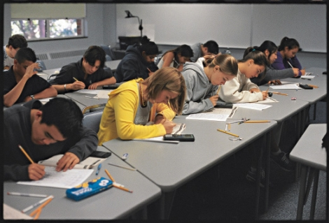 La UBB se reintroduce examenul de admitere pentru toate facultatile dupa 13 ani