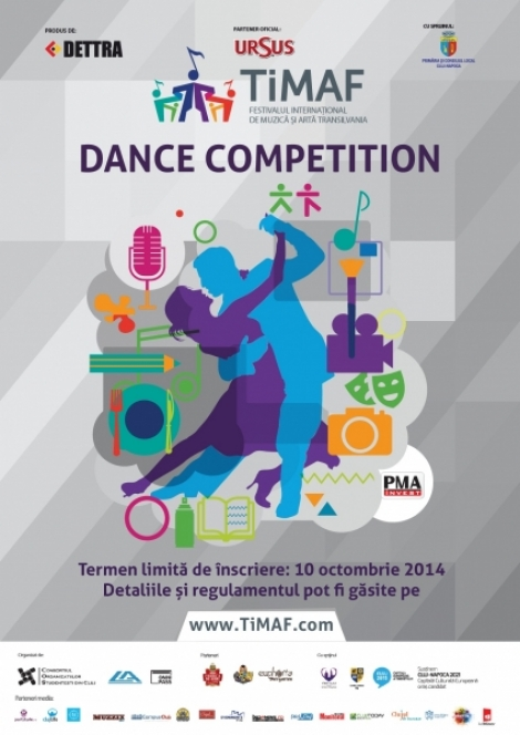 TiMAF 2014 anunta deschiderea celor doua competitii: TiMAF Battle of the Bands si TiMAF Dance Competition