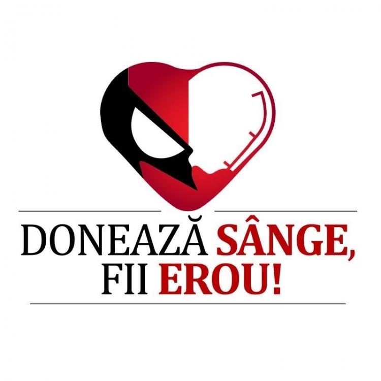 O noua campanie de donare de sange a inceput, alatura-te si tu studentilor de la UMF